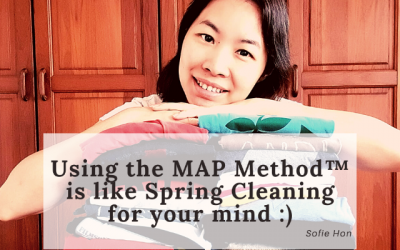 Using the MAP Method™ Is Like Spring Cleaning for Your Mind